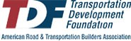 ARTBA-TDF Logo - Transportation Development...